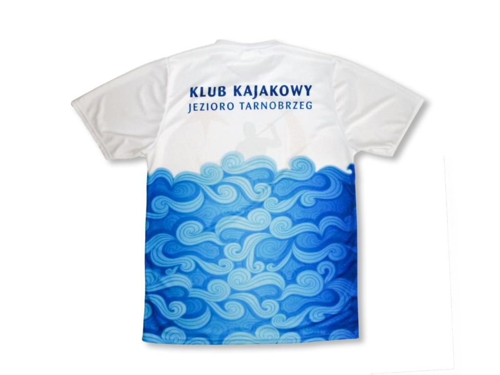 koszulki dla kajakarzy z nadrukiem