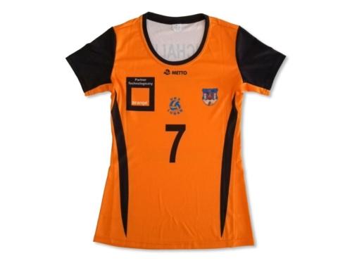 Koszulki sportowe damskie nadruk