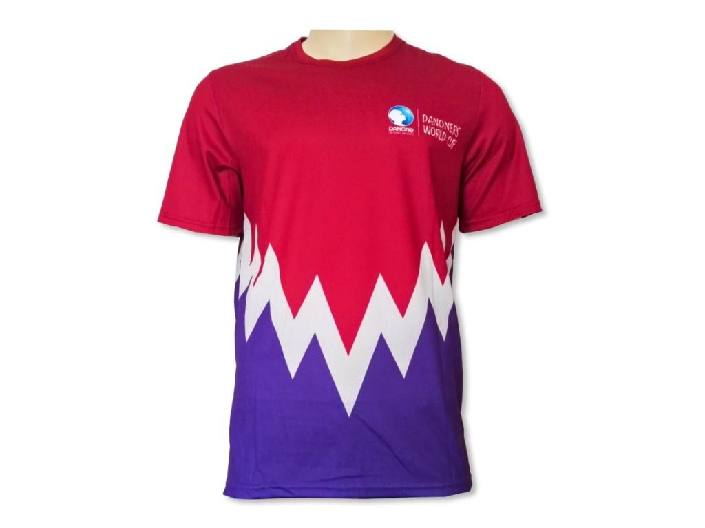 Koszulki sportowe z nadrukiem