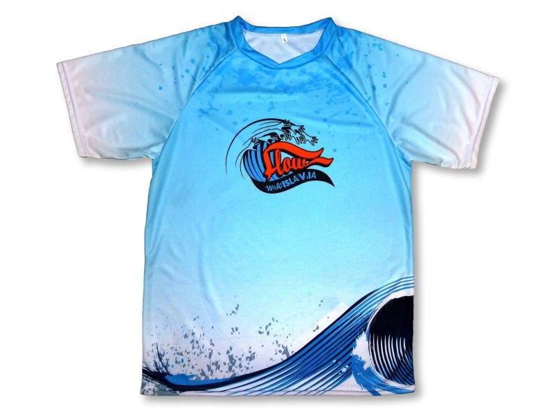 koszulki sublimowane na zamówienie