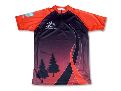 Koszulki dla biegaczy terenowych