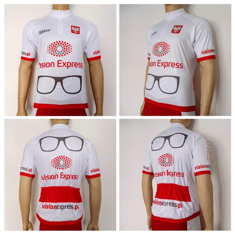 Koszulki rowerowe Vuelta